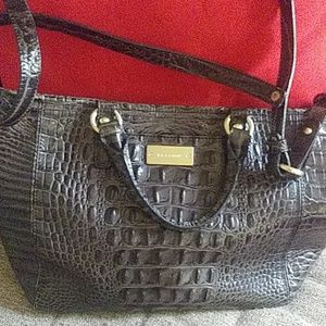 Brahmin shoulder bag. Excellent condition.